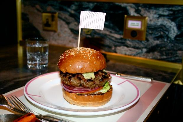 Bob Bob Ricard burger