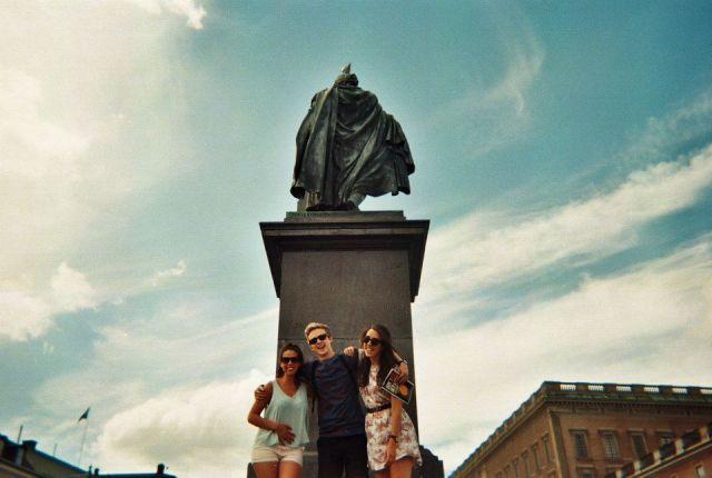 Stockholm landmarks