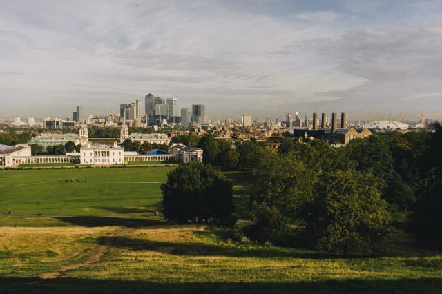 Greenwich View London