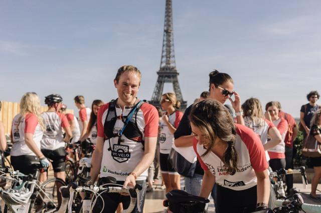 Cycling Paris