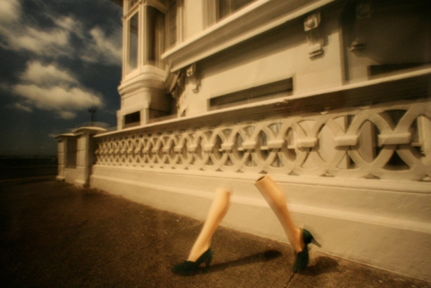 Guy Bourdin Exhibition London